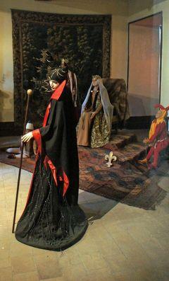 晩秋のロワール渓谷古城巡り(5)「眠れる森の美女」のユッセ城