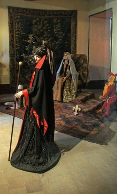 晩秋のロワール渓谷古城巡り(5)シャルル・ペローが「眠れる森の美女」を執筆した「ユッセ城」で物語の中に迷い込んだ気分になる。
