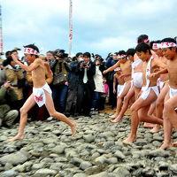 2011 奇祭「池ノ上みそぎ祭」(池ノ上裸祭)
