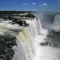 イグアスの滝周辺