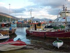 ス国再訪 27 Ullapool 港町