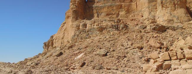 アモン信仰の聖なる山、ジェベル・バルカル