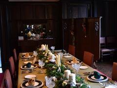 山手西洋館の世界のクリスマス 2011 外交官の家 「ケルトの国のクリスマス(アイルランド)」
