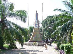 ブルンジ共和国の首都ブジュンブラ。