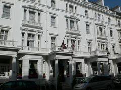 ロンドン・サウスケンジントンのおすすめホテル 『ホテル・ギャラリー』