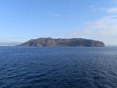 フェリーでの津軽海峡越え