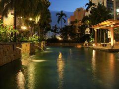 都会のオアシス AMARAのプールでちょっとだけリゾートする