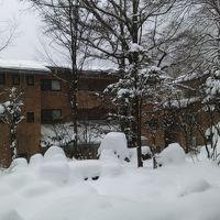 冬は白骨 年末は白骨温泉にぷち湯治です