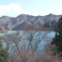 初冬の西丹沢をお散歩~のんびり中川温泉