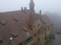 ニュルンベルクとバンベルクのクリスマス旅♪ Vol6(第2日目午前) ☆世界遺産バンベルクのアルテンブルク城の尖塔を上る♪