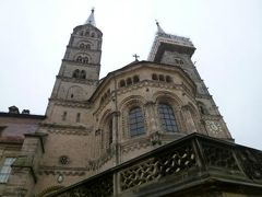 ニュルンベルクとバンベルクのクリスマス旅♪ Vol9(第2日目午前) ☆世界遺産バンベルクの大聖堂「Cathedral」(Dom)を鑑賞♪