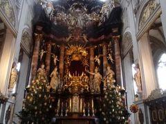 ニュルンベルクとバンベルクのクリスマス旅♪ Vol10(第2日目午前) ☆世界遺産バンベルクの教会「Upper Parish」(Obere Pfarre)を鑑賞♪