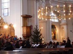 ニュルンベルクとバンベルクのクリスマス旅♪ Vol11(第2日目午前) ☆世界遺産バンベルクの教会「St.Stephan」でクリスマスミサのリハーサルを楽しむ♪