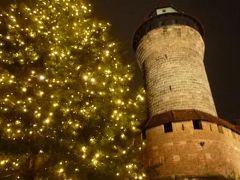 ニュルンベルクとバンベルクのクリスマス旅♪ Vol16(第2日目夜) ☆ニュルンベルクのクリスマス夜景を楽しむ♪