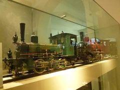 ニュルンベルクとバンベルクのクリスマス旅♪ Vol19(第3日目午前) ☆ニュルンベルクの「交通博物館」を見学:黎明期のミニチュア機関車がズラリ♪
