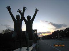 ヴィーゲランの彫刻はすごい!!~フログネル公園~