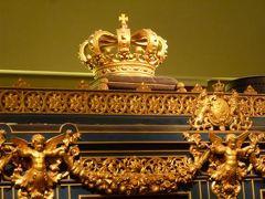 ニュルンベルクとバンベルクのクリスマス旅♪ Vol20(第3日目午前) ☆ニュルンベルクの「交通博物館」を見学:動く宮殿!バイエルン国王ルードヴィヒ2世の豪華な列車♪