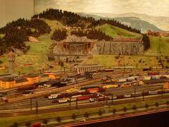 ニュルンベルクとバンベルクのクリスマス旅♪ Vol23(第3日目午前) ☆ニュルンベルクの「交通博物館」を見学:なぜかアフリカゾーンと楽しい鉄道模型「Modellbahn」♪