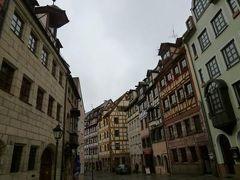 ニュルンベルクとバンベルクのクリスマス旅♪ Vol26(第3日目午前) ☆ニュルンベルクの美しい風景 バイスゲルバー通りとデューラー通り♪