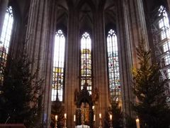 ニュルンベルクとバンベルクのクリスマス旅♪ Vol27(第3日目午前) ☆ニュルンベルクの美しい風景 聖ゼバルダス教会「St.Sebaldus」は戦争の復興の象徴♪