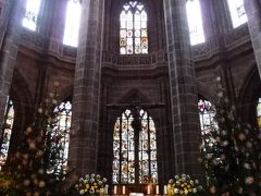ニュルンベルクとバンベルクのクリスマス旅♪ Vol30(第3日目午後) ☆ニュルンベルクの最後の観光は美しい聖ローレンツ教会「St.Lorenz」♪