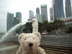 シンガポール (ベトナム・カンボジア・マレーシア・シンガポール・インドネシア 16日間の旅 その9)