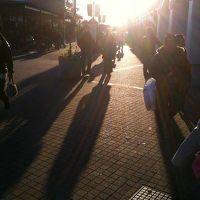 2012.1.2 初売り!土岐プレミアムアウトレット...ちょっとだけよ~♪