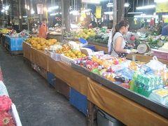 なつかしのチェンマイの市場