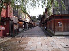 冬の金沢と花嫁のれん(2)