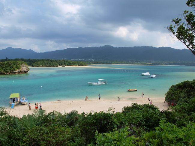 黒島から戻ってまだ時間があったので、川平湾に行きました<br />「牛たちのハートアイランド/沖縄・黒島」<br />http://4travel.jp/traveler/musicphotoseasky/album/10632759/<br /><br />川平湾は2009年度版の「ミシュラン・グリーンガイド・ジャポン」で三ツ星を獲得しました<br />噂にたがわず、美しい場所でした^^<br /><br />夜は居酒屋で石垣牛や沖縄ならではのものをいただきました<br /><br /><br />離島ターミナル<br />↓<br />ゆうな<br />↓<br />川平湾<br />↓<br />御神崎<br />↓<br />豊年満作