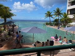 DELTA航空で行くguam reef hotelに泊る4泊5日グアム旅行