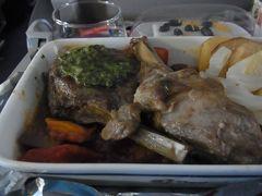 こんな機内食、初めて~ネパール・タイ旅行七日目・2011年10月21日