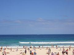 弾丸シドニー③ ボンダイビーチと2012カウントダウン