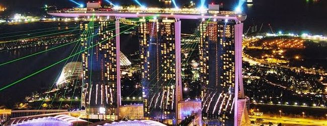 家族旅行 (特典航空券の旅) in Singapore ...