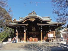 東海道五十三次 品川宿~川崎宿