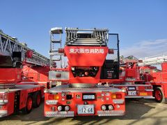 2012 新春 東大阪市消防 出初式