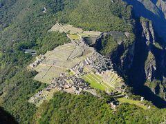 2011夏休み 初めてのペルー13日間周遊(8)素晴らしかったワイナピチュ登頂