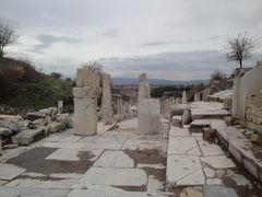 エフェスの都市遺跡はスゴイ!