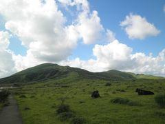 20110825-30 阿蘇旅行記(5) 3日目-3 阿蘇山草千里~中岳火口麓(遊歩道)