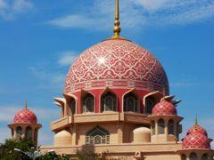 マレーシア&シンガポール、5つ星の一人旅No.3 シティリゾート・クアラルンプールで年越し♪ピンクモスクに逢いたくて