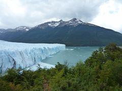 2011年末は南米縦断!パタゴニアとウユニ塩湖とペルー17日間の旅(4)ロス・グラシアレス国立公園でペリトモレノ氷河を見る