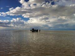 2011年末は南米縦断!パタゴニアとウユニ塩湖とペルー17日間の旅(10)ウユニ塩湖ツアー4日目(遭難2日目&救助編)