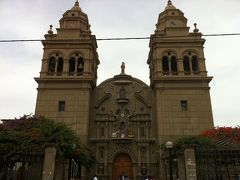 2011年末は南米縦断!パタゴニアとウユニ塩湖とペルー17日間の旅(15)乗継時間でイカの町を散策してリマへ移動