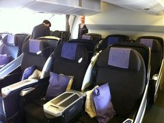 2011年末は南米縦断!パタゴニアとウユニ塩湖とペルー17日間の旅(16・17)リマからNYを経由してJALビジネスクラスで成田空港へ