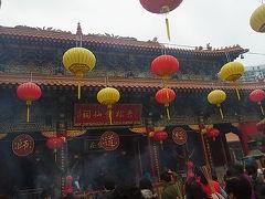 Dragon Year 2012 初詣は香港で