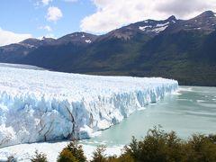 ペリトモレノ氷河 (イグアス&パタゴニア旅行 その3)