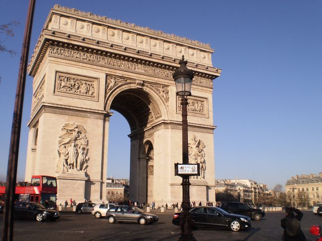 JGCプレミア会員を目指して<br />2泊5日で一人旅の初パリ<br />