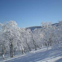 藻琴山・山スキー