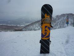 2012シーズン 札幌スノボー遠征 第2弾 年越しは札幌で ⑤ ニセコグランヒラフ編