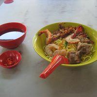 2012年1月シンガポール②~カランでプロウンミーを食べ、ブギスのイビスホテルへ~